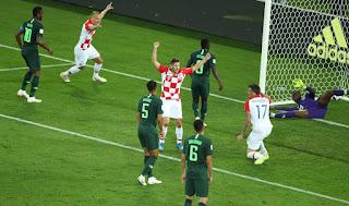 خسارة افريقية جديدة كرواتيا و نيجيريا 2-0 بطولة كأس العالم , الاهداف والملخص و القنوات الناقلة والتشكيل
