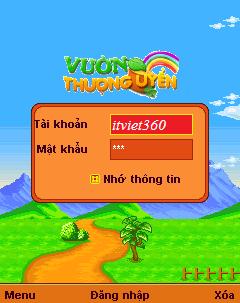 Vuon Thuong Uyen 109, game mobile Free,