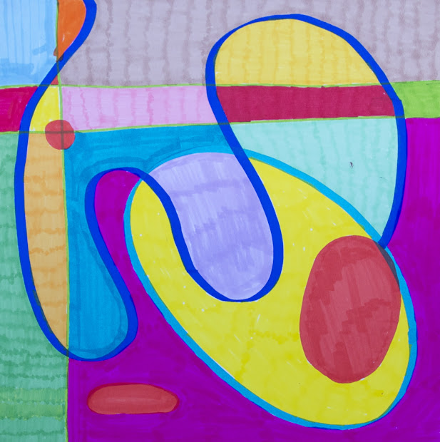 Abstract Art Examples for Kids