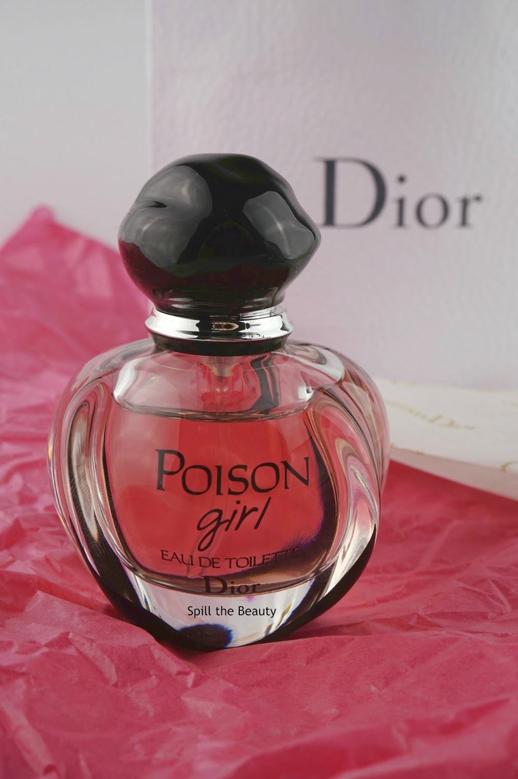 dior poison girl eau de toilette perfume review