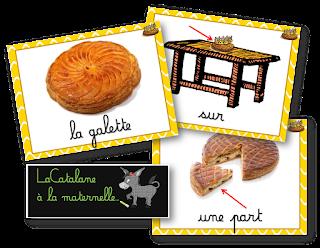 Sac au trésor 4 - la galette (LaCatalane)