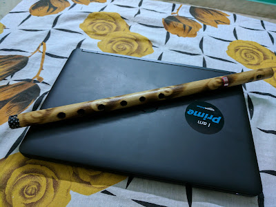 Flute from the flute seller