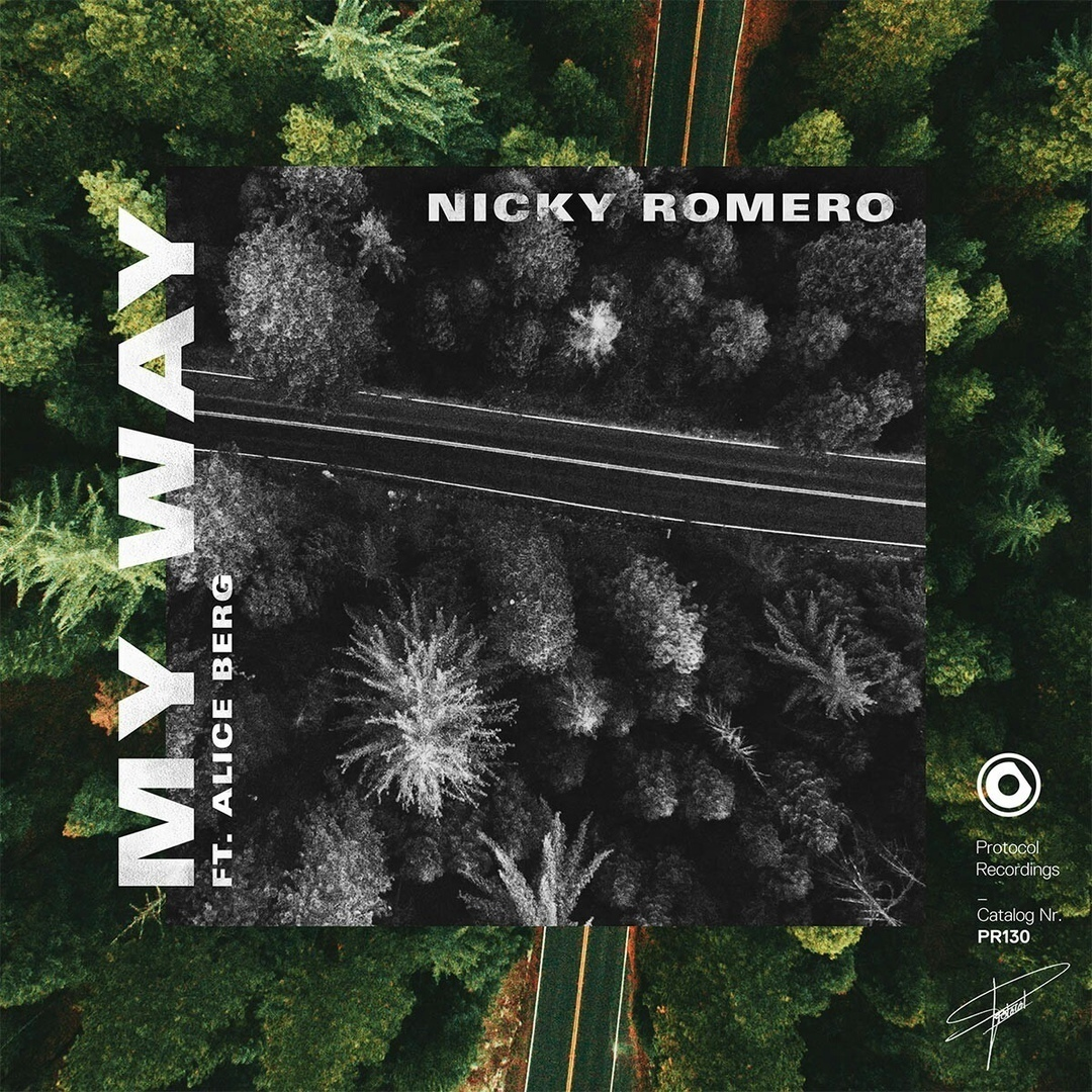 Nicky Romero feat. Alice Berg - My Way