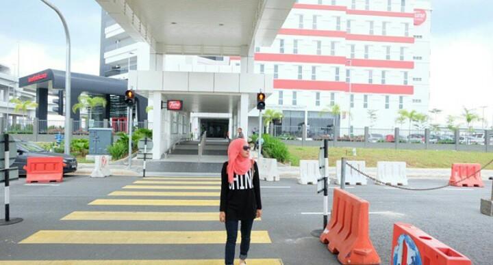 jarak dari klia 2 airport ke tune hotel malaysia
