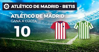 Paston Megacuota Atletico vs Betis 7 octubre