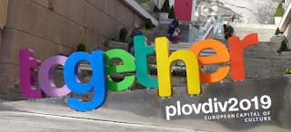 Plovdiv será Capital Europea de Cultura en 2019.
