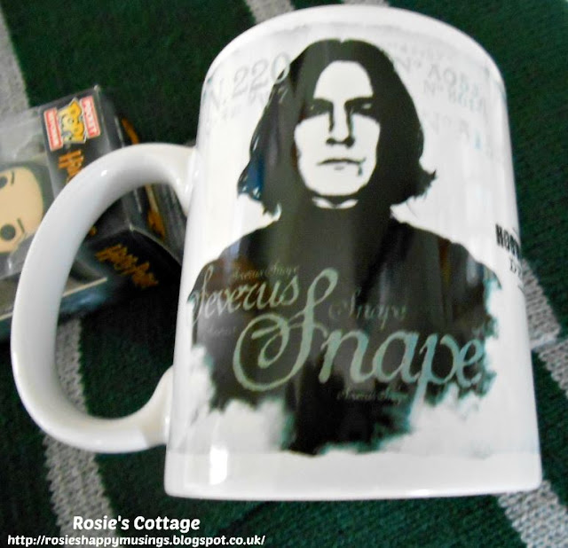 Severus Snape art on mug