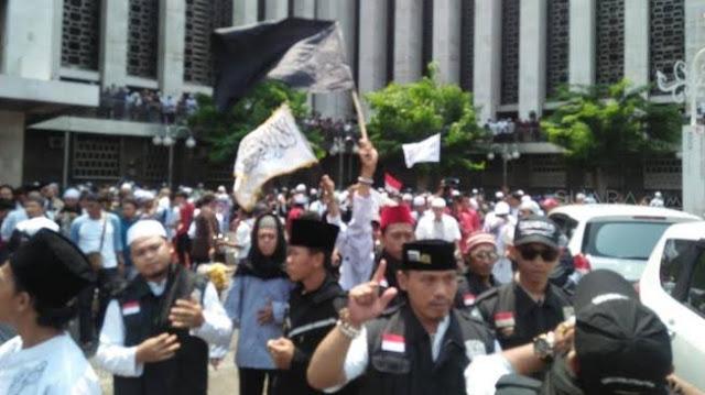 Aksi Bela Tauhid Lanjutan Akan Libatkan 10.000 Massa