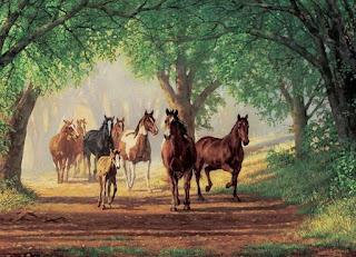cuadros-realistas-caballos-pinturas