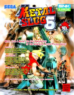 Metal Slug 6 (Metal Slug 3 bootleg) ( Arcade / FightCade)