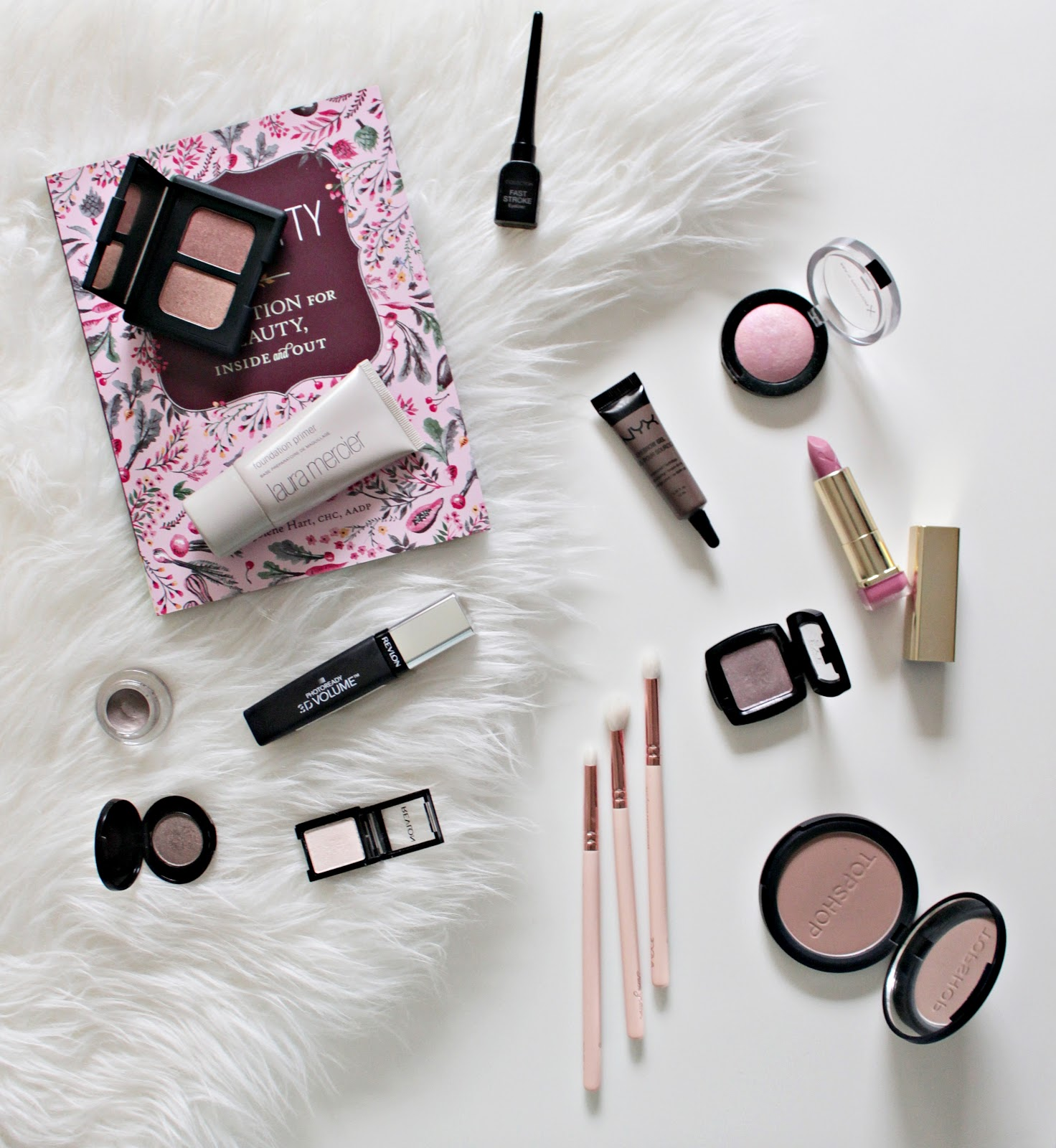 The perfect flatlay