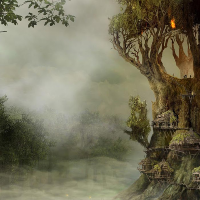 Tree Outpost Wallpaper Engine