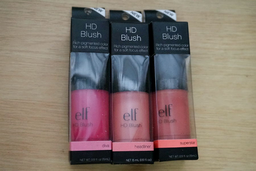 e.l.f. Studio HD Blush