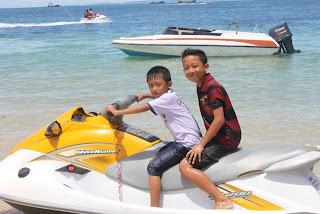 Jual Tiket Jet Ski Murah Watersport Tanjung Benoa Bali.
