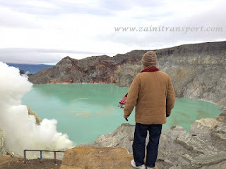 Transport Tour Bromo Ijen