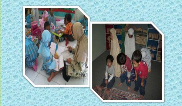 Petunjuk Teknis Penyelenggaraan / Pendirian PAUD Berbasis Agama Islam