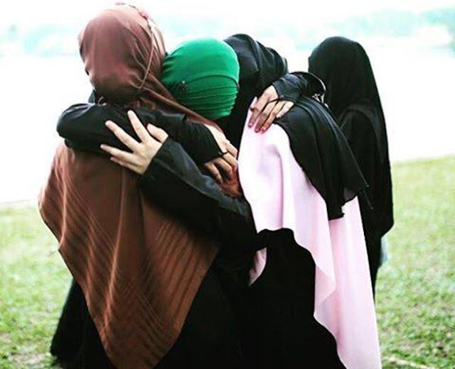 Karena Lebar Jilbabmu tak Berarti Kau Suci Dari Dosa