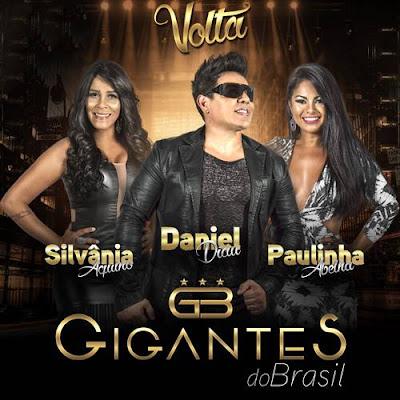 Baixar - Gigantes do Brasil - CD Promocional - 2016 - Lançamento