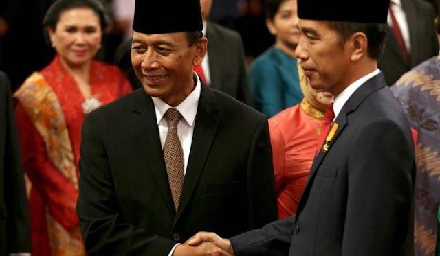 Kata Wiranto: Jangan Paksa Presiden Ungkap Aktor Politik Aksi 411, Presiden Itu Tugasnya Banyak