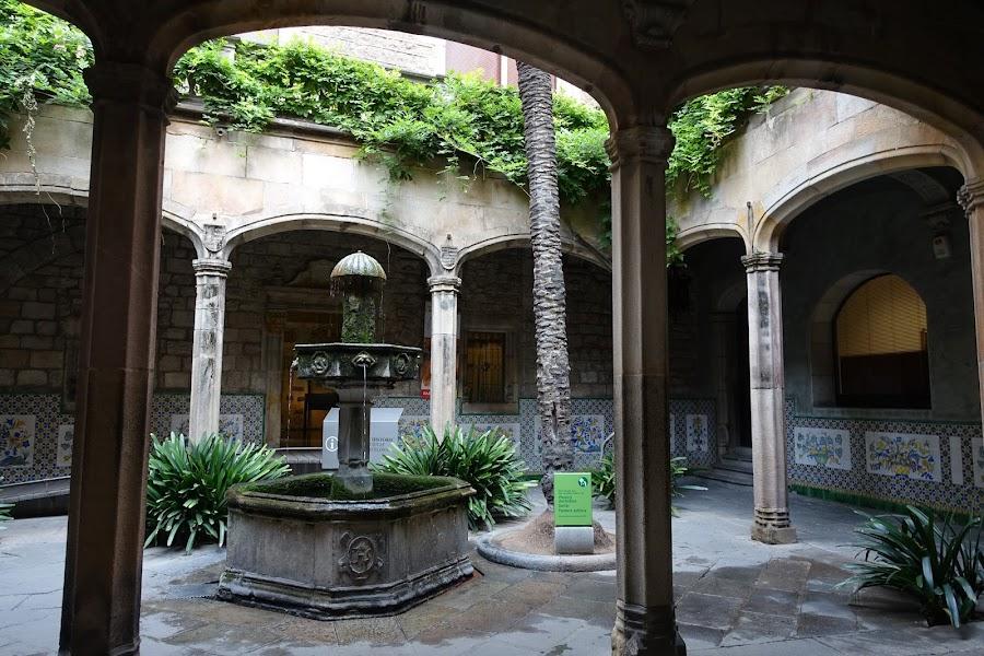 副司教館(Casa de l'Arcadia)