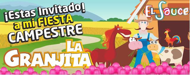 Invitacion digital bombas rosadas paquetes fiesta cumpleaños Bogota