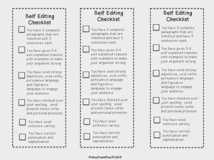 The Ultimate Essay Checklist