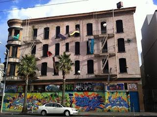 Defenestration interesting sights San Francisco hidden gems @MyRandRsPACE