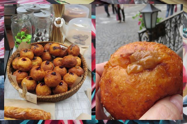 Weekend City Break in Vilnius Lithuania - Doughnuts