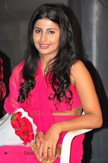 Actress Raj Shri Poonnappa Stills in Pink Dress at Mental Police Trailer Launch BollywoodGossip 0005.JPG