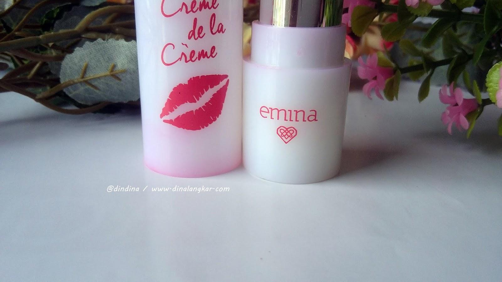 Emina Cream de la cream (Review) - Mawar Berduri