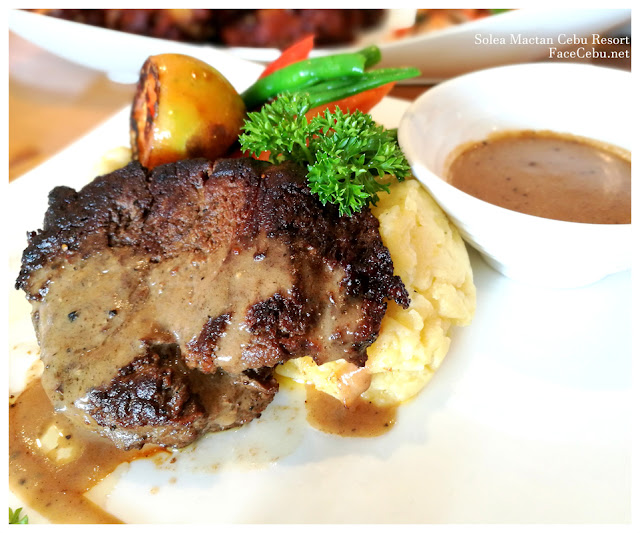 Steak of Beef Tenderloin PH 820