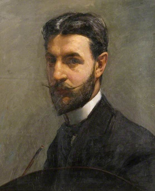 Albert Ranney Chewett, Portraits of Painters, Fine arts, Self-Portraits
