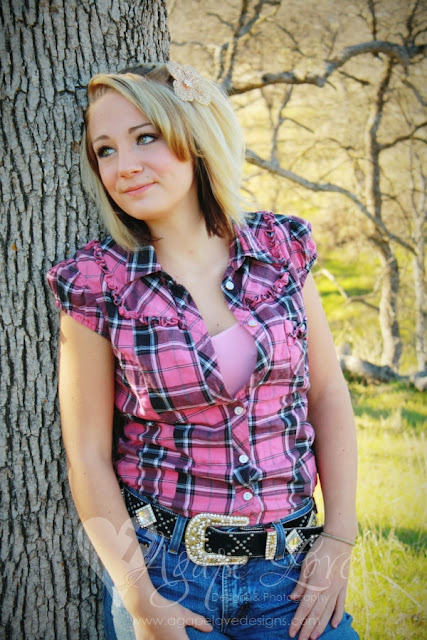 Agape Love Designs: Senior Portraits| Cowgirl Sneak Peek ...