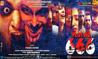 Plot No.666 (2015) Hindi 300mb Horror Movie Download DVDRip