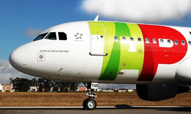 Aerolínea Tap de Portugal canceló vuelo a Caracas