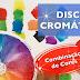 DISCO CROMÁTICO #4: Combinação de Cores (CHROMATIC DISC # 4: Color Matching)