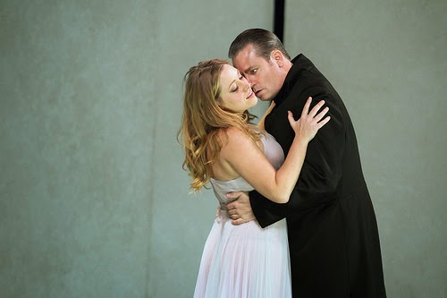 Sophie Bevan and Matthew Polenzani - Idomeneo - picture copyright ROH Catherine Ashmore
