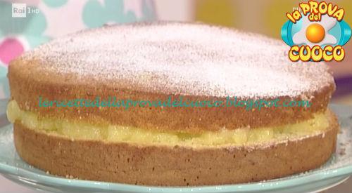 Torta al limone di Liliana ricetta Moroni da Prova del Cuoco