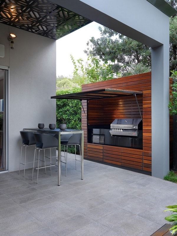 7 Great Ideas For Outdoor Kitchens - Eat Outdoors With Family 8