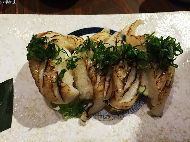IMG 9690 - 【台中美食】來自日本傳統好滋味的 樂座端爐燒 @日本古早味@新鮮海鮮@新鮮蔬果~