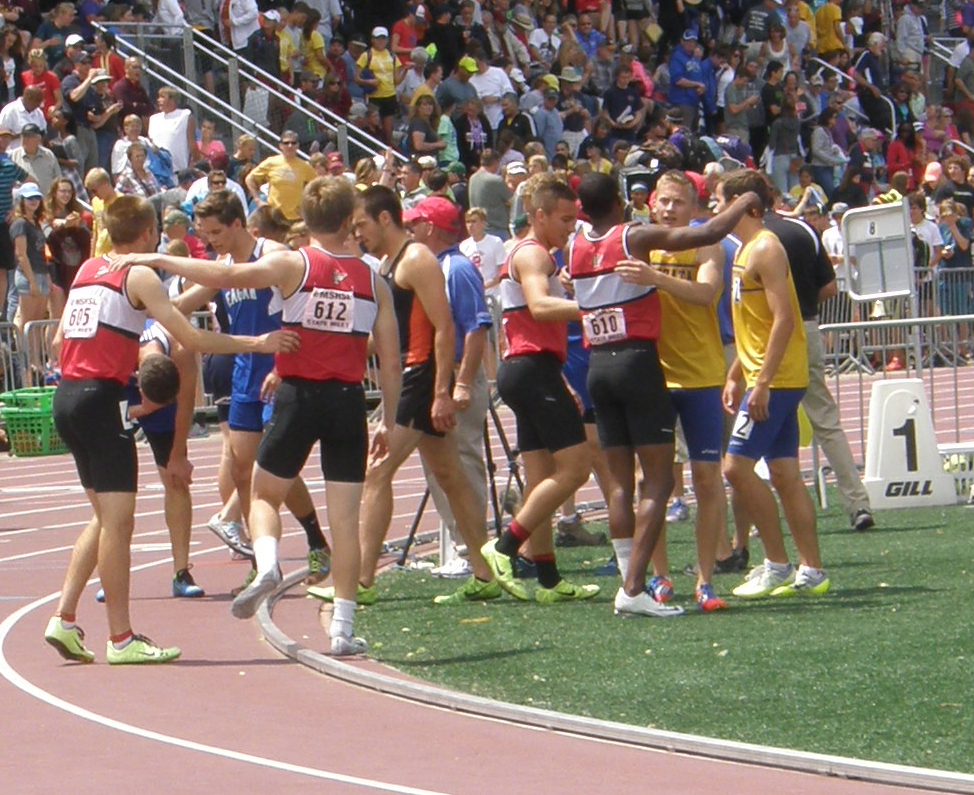 hamline high school state track meet