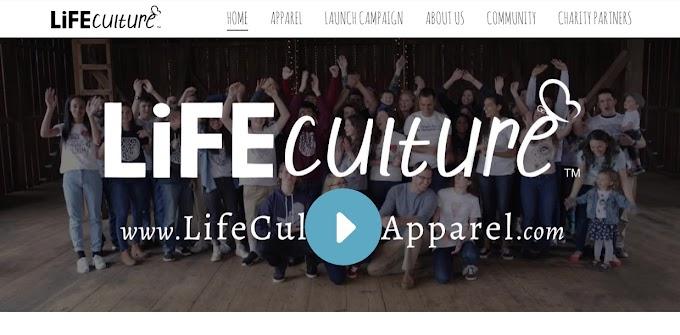 NEW Pro-Life Clothing Company