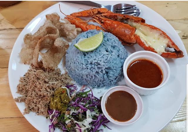 nasi kerabu shah alam, house of nasi kerabu, nasi kerabu lobster alor setar, nasi kerabu lobster sungai petani, nasi kerabu lobster damansara, nasi kerabu sungai petani