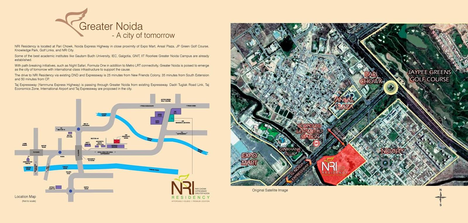 Nri Residency Pari Chowk Omega Ii Greater Noida Call 91