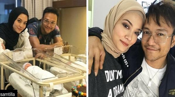 Kelakar! Kapsyen Nakal Gambar Syatilla Melvin Dan Shaheizy Sam Sambut Anak Buah Baru Bikin Netizen Terhibur!
