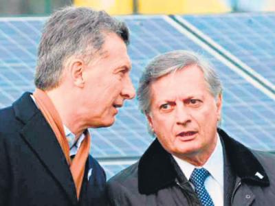 Macri y Aranguren imputados por el tarifazo