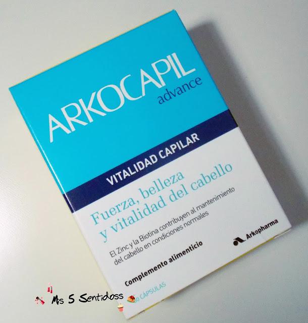 Arkocapil Forte