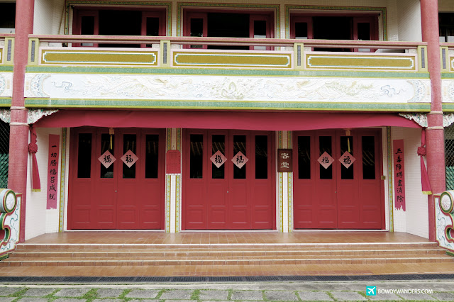 bowdywanders.com Singapore Travel Blog Philippines Photo :: Singapore :: Kong Meng San Phor Kark See Monastery: A Must See in Singapore