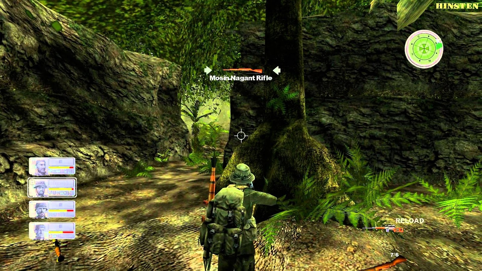Conflict Vietnam Full PC  INSIDE GAME