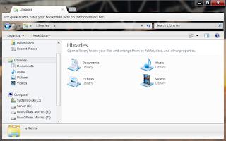 Cara Mengatasi Libraries Yang Terbuka Tiap Startup Windows